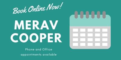 Book Online Now! Merav Cooper